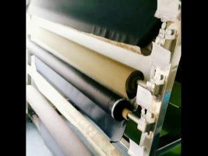 100% antistatisk polyesterstof med ledende garn