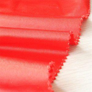 polyester tricot blænder sportstøj stof