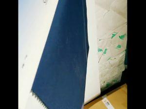 100% polyester fleece åndbar pvc belagt vandtæt Pongee stof til udendørs jakke