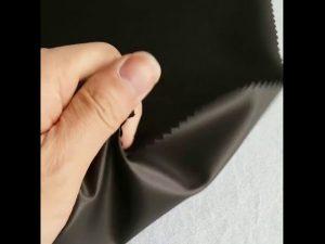 2018 høj kvalitet 100% nylon 420D ripstop udendørs jakke stofruller