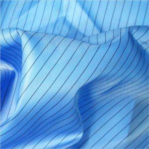 5mm-stribe-twill-polyester-antistatisk vævede-stof