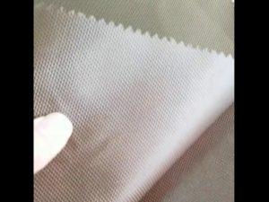 Kina leverandør 1680D polyester PU overtrukket oxford stof til rygsæk