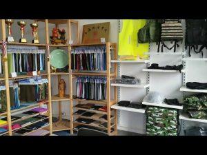 Europæisk standard polyester bomuld 6535 lærred arbejdstøj stof