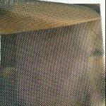 Høj kvalitet 380gsm polyester warp strikket mesh stof til militærforing