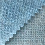 WF3/O2AR5  S+PE 45gsm Non woven fabric PE coating PP+PE coating PASS EN13795-1:2019