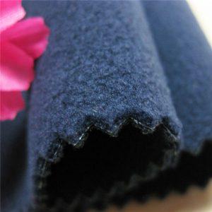 Højkvalitets vandtæt TPU trykt vævet polar fleece 3-lags lamineret soft shell stof