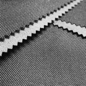 højstyrke ballistisk nylon 1000d cordura militær nylon stof med pu belagt til taske