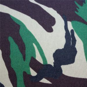 oxford stof: polyester 600d, 300 gsm, almindelig camouflage print