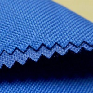 vandkvalitet af høj kvalitet 600d oxford pu pvc belagt telt stof