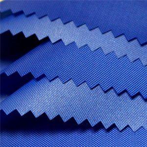 210D polyester mælkeagtig pu belægning vandtæt oxford stof
