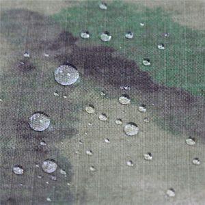 Antistatisk Militær Trykning Ripstop Cotton Fabric til Army Garment