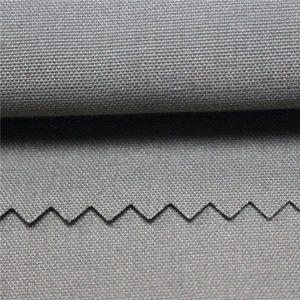 fin kvalitet 150gsm tc 80/20 ensartet arbejdstøj stof