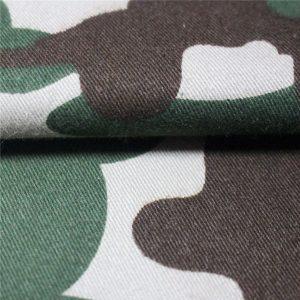 80% bomuld 20% polyester brandsikkert twill stof