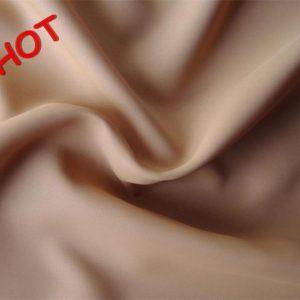 Sølvbelagt-190T-polyester-plaid-taft-stof