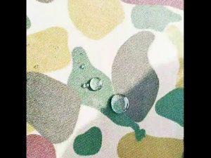 Vandtæt 1000D nylon cordura Australien camo trykt stof