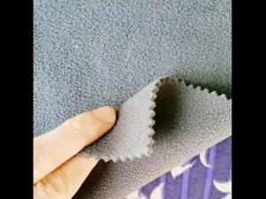 china wholesale 100% polyester tørt fit fleece stof til indendørs brug