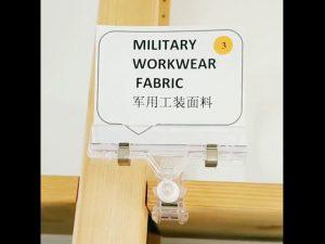 sæt mænd tilbehør digital camouflage stof til militær jakke