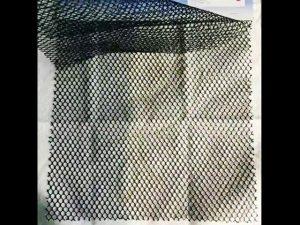 prøveordre 100% polyester armbåndsure lining mesh slidstærkt stof